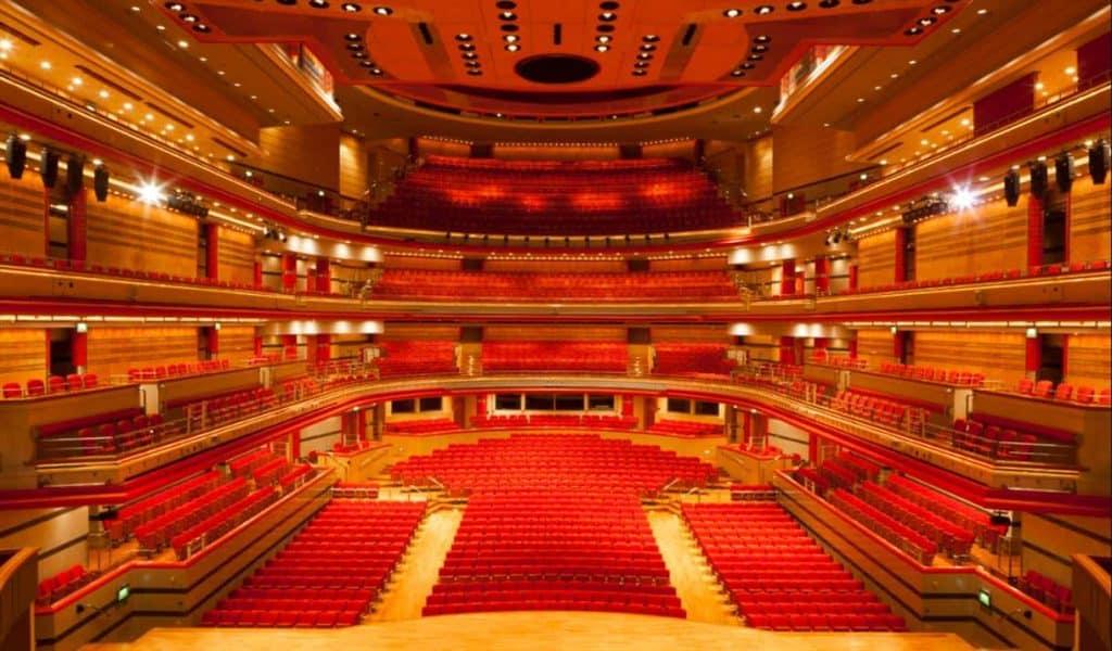 See a concert inBirmingham Symphony Hall