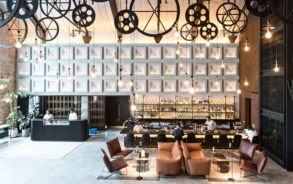 The Warehouse Hotel in Singapore