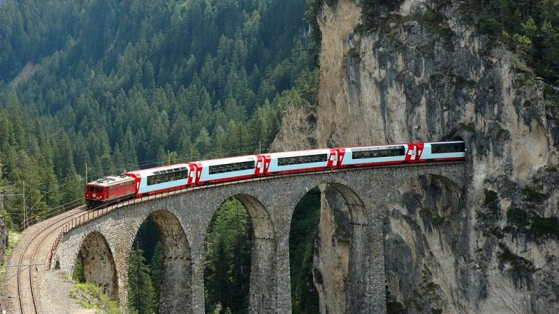 The 7 Worlds Best Train Trips