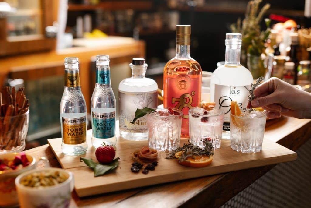 Adelaide Bar Boys Gin Tour
