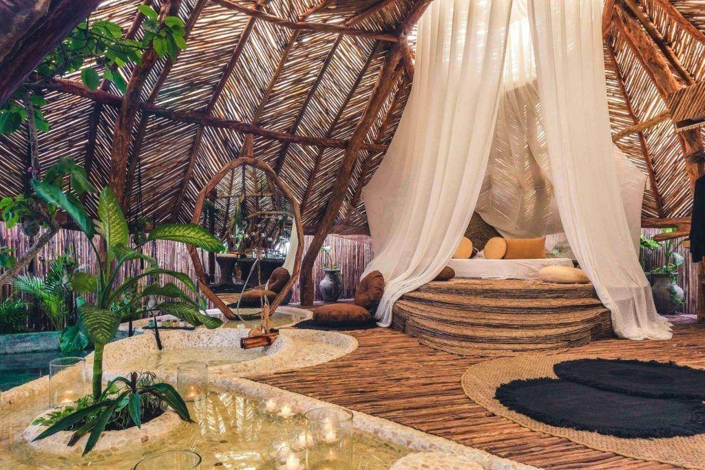 Azulik romantic hotel