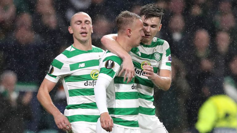 Celtic Rangers Glasgow