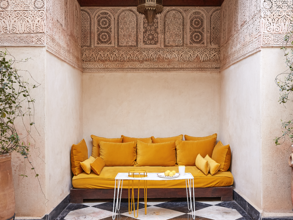 El Fenn Living Room