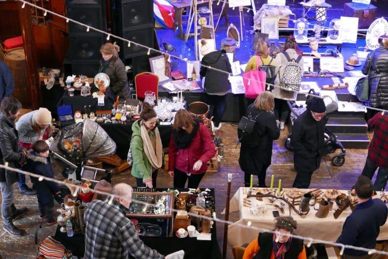 Glasgow market