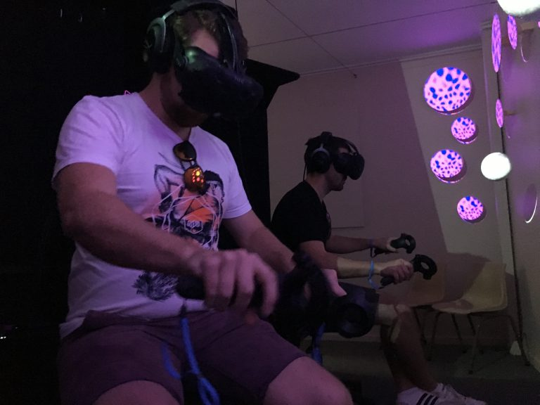 Virtual Reality Studio In Auckland