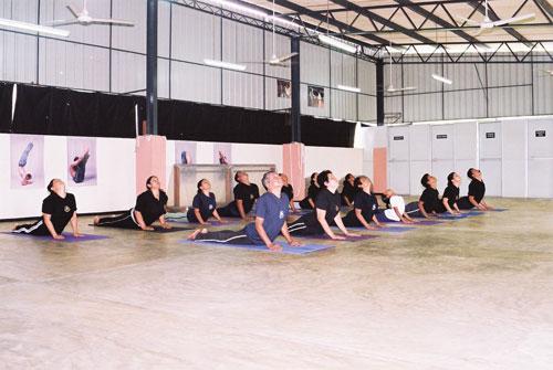 Colombo yoga