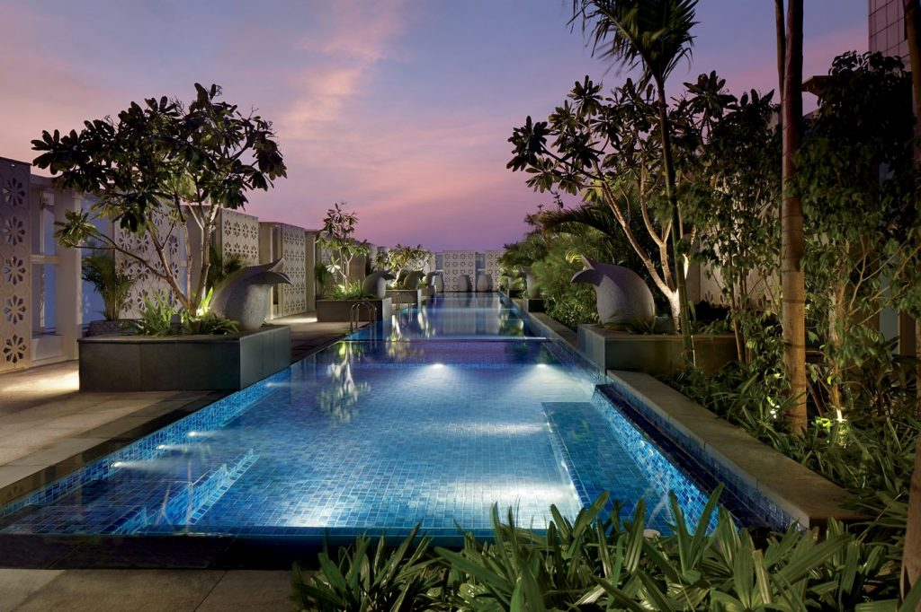 Ritz Carlton Bangalore