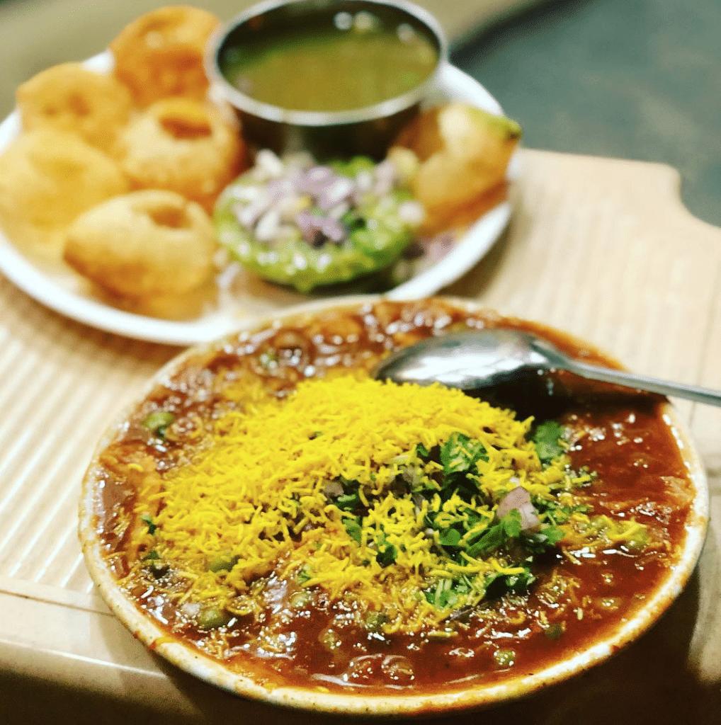 The popular Bangalore street food