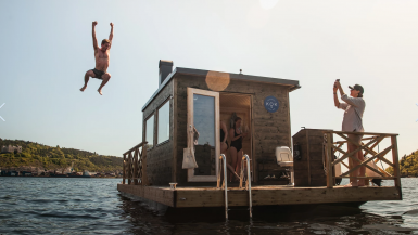 7 Things to Know In Oslo Sauna