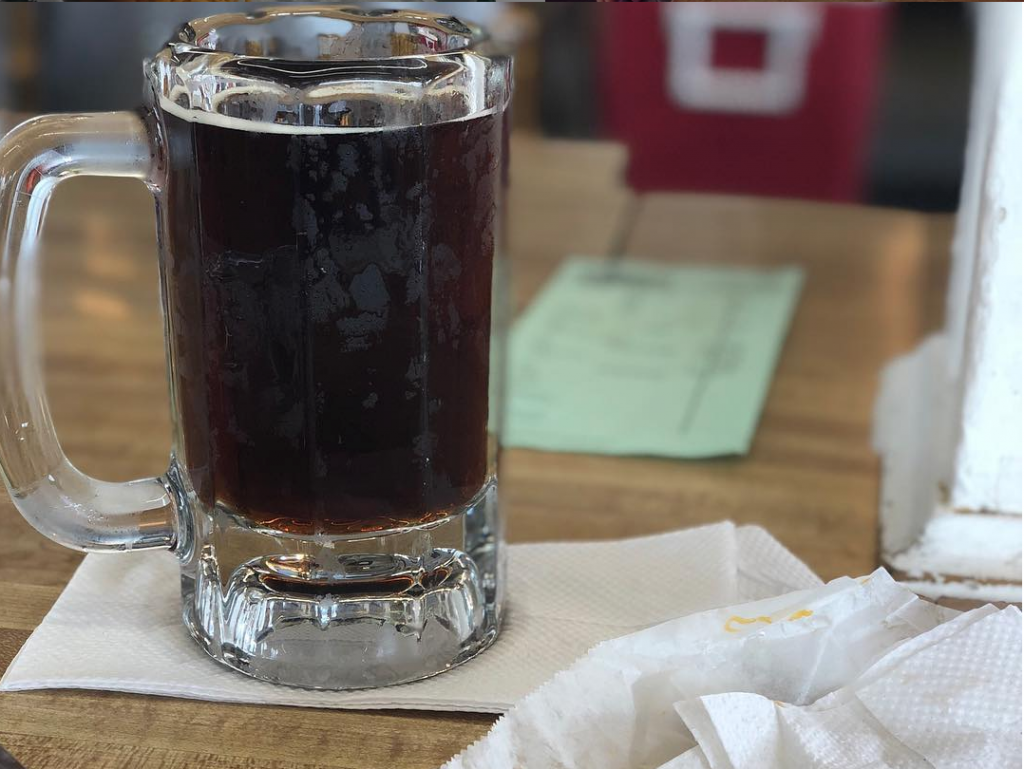 Homemade Root Beer in Ohio