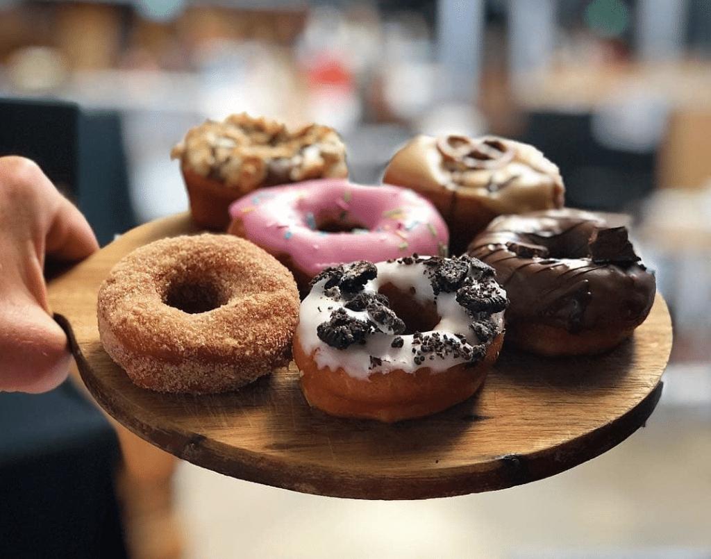 Adelaide's Doughnut