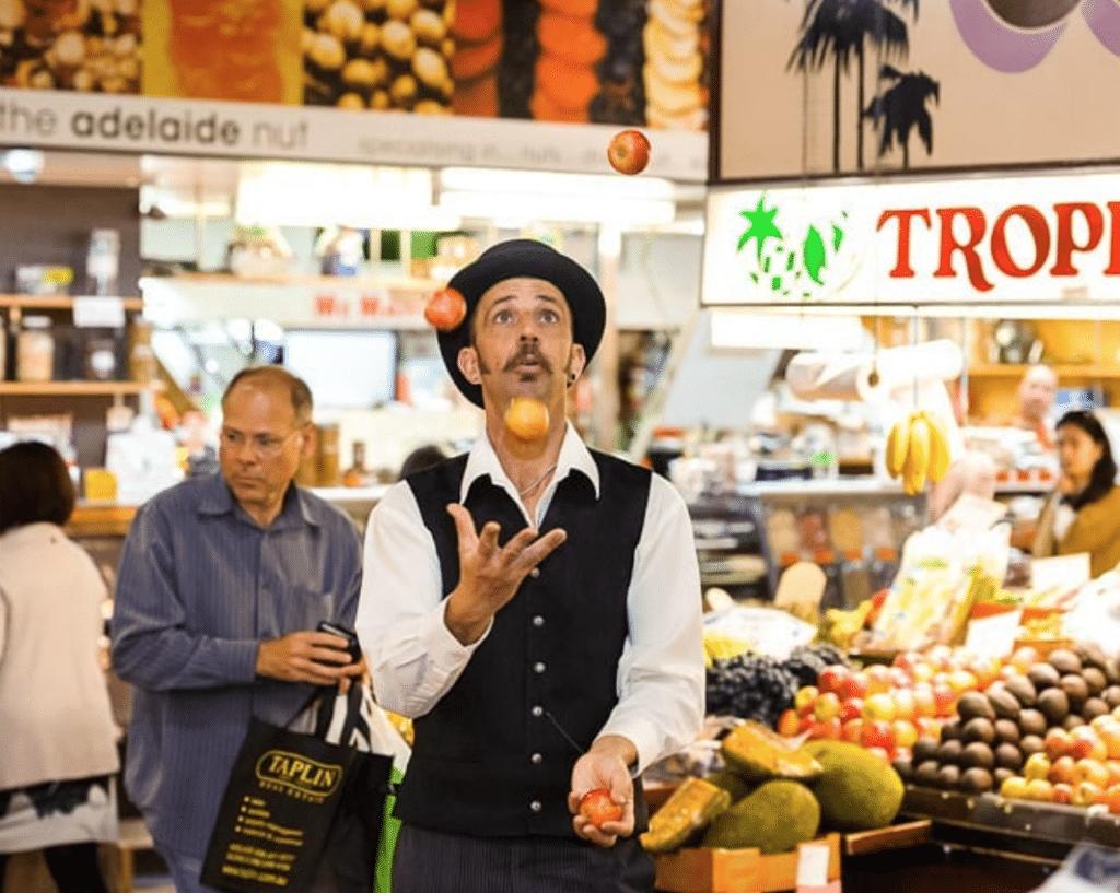 Fresh Fruits in Adelaide Central Market