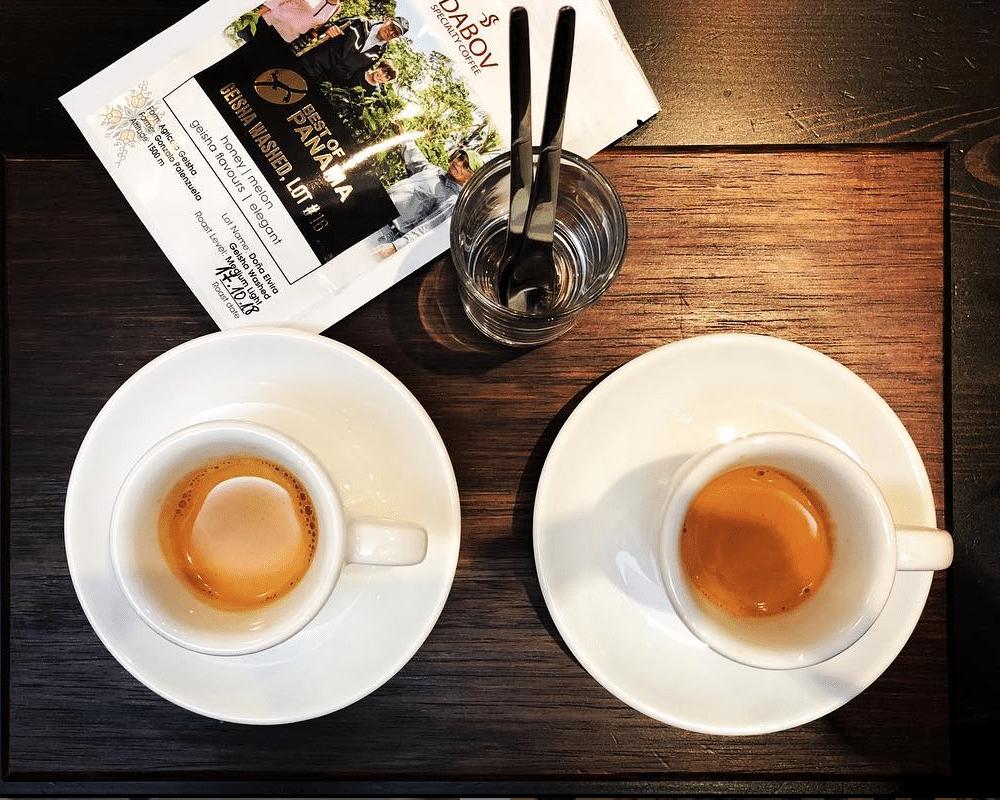 Dabov Specialty Coffee in Sofia