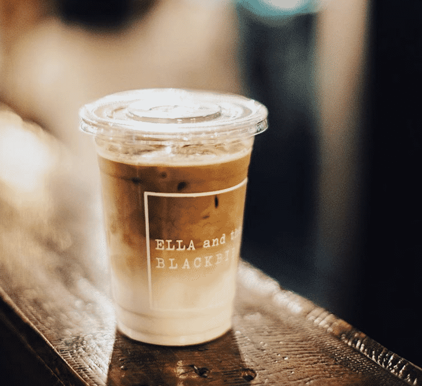 Ella and the Blackbird Cafe