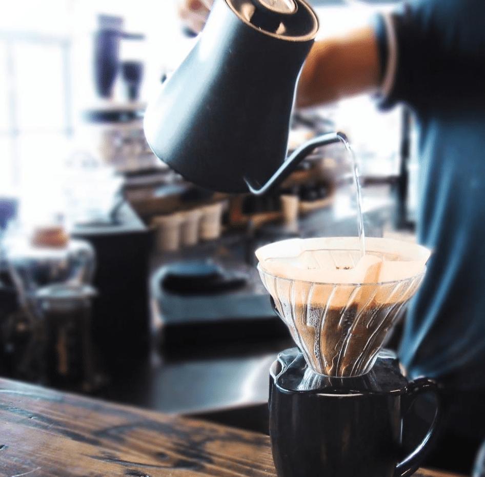 Caffeina Roasting Company Cafe
