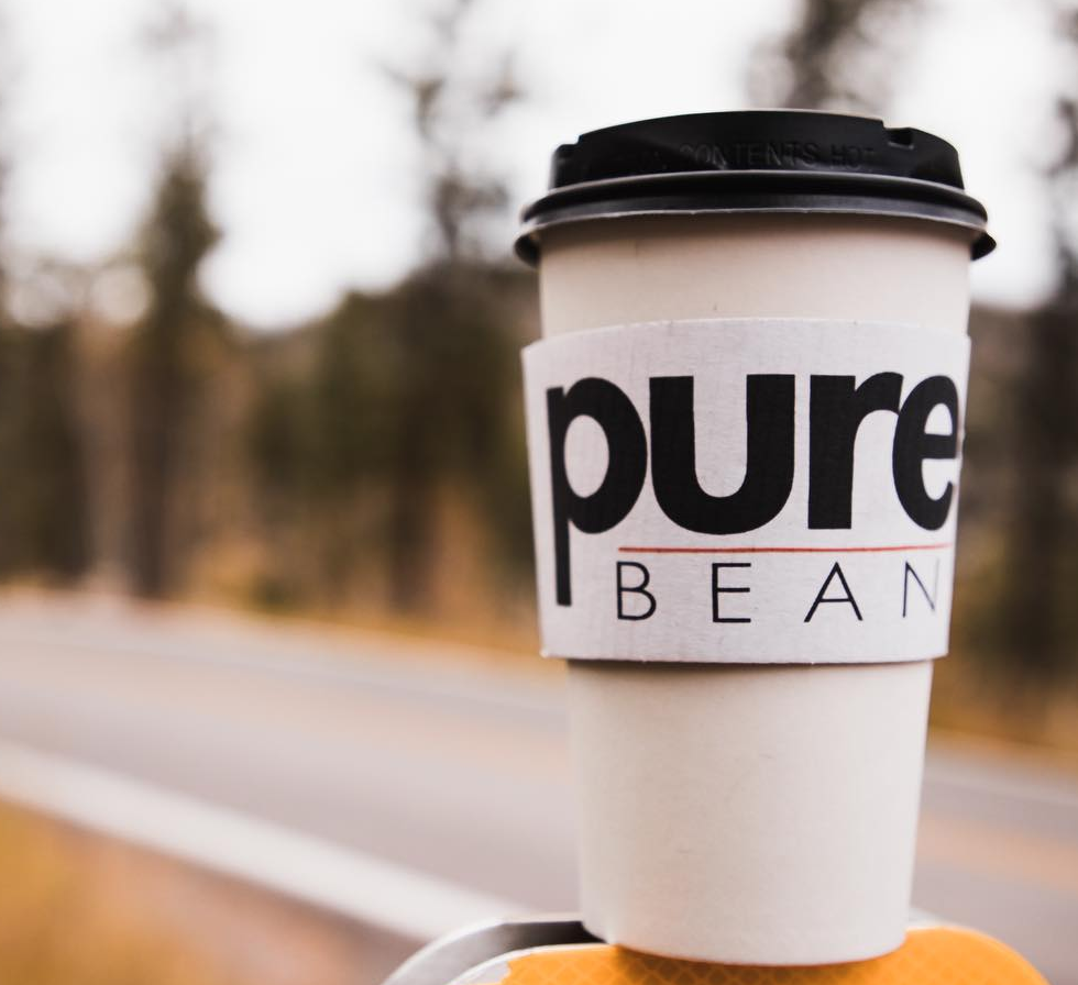 Pure Bean Coffeehouse in American