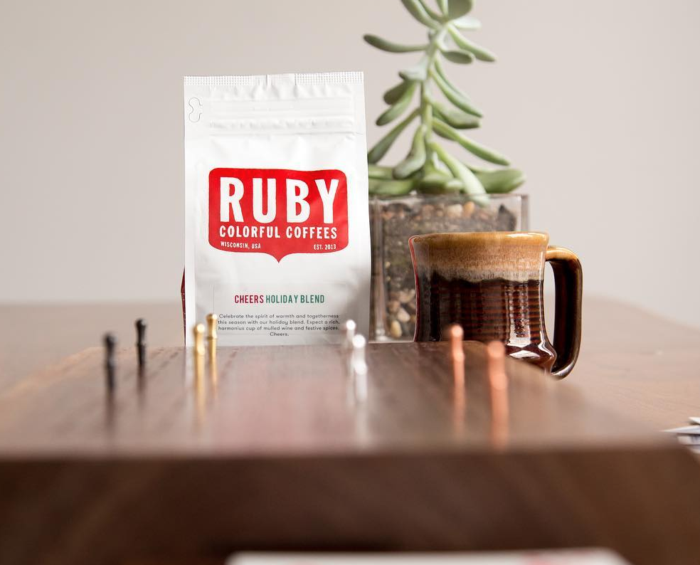 Ruby Coffee Roasters in America