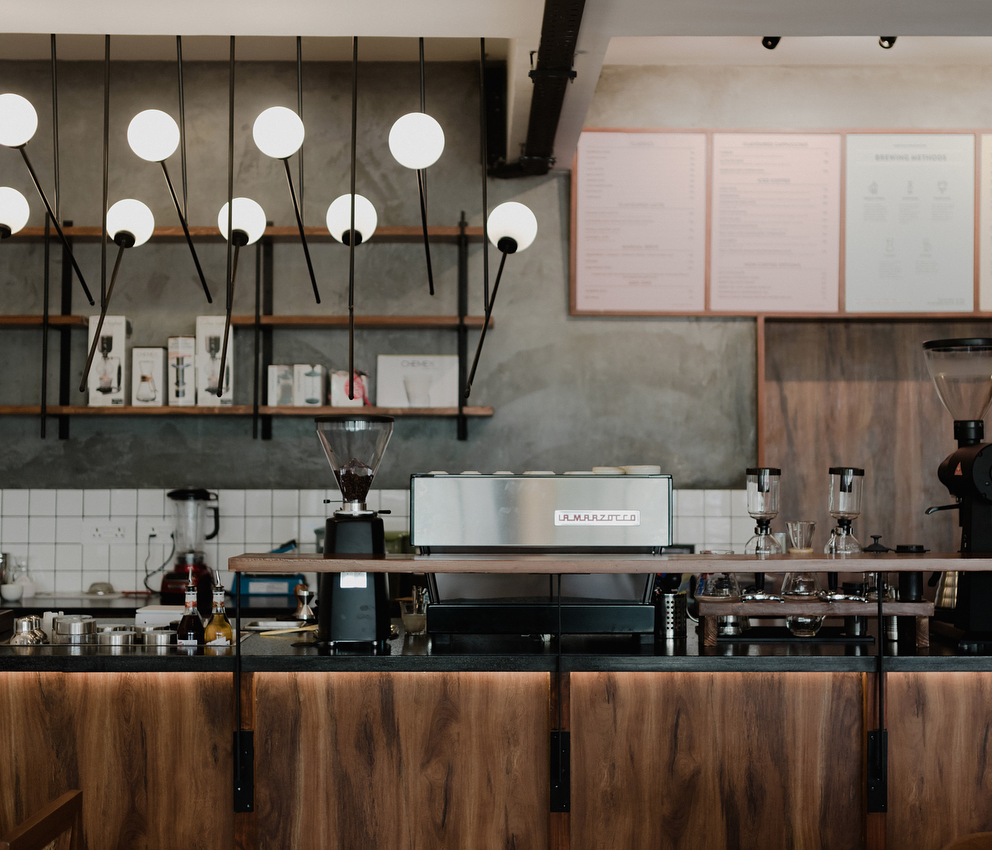 Third Wave Coffee Roasters in Bangalore