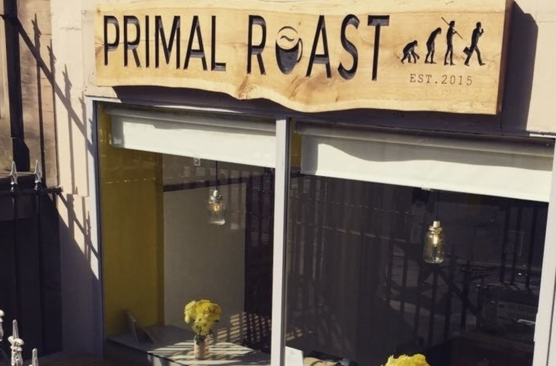 Primal Roast Coffee in Glasgow