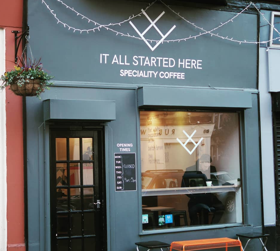 It All Started Here Cafe