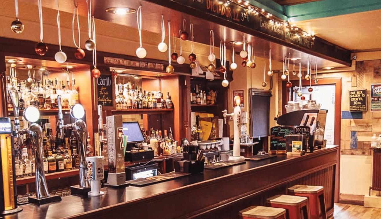 The Rum Shack Bar in Glasgow