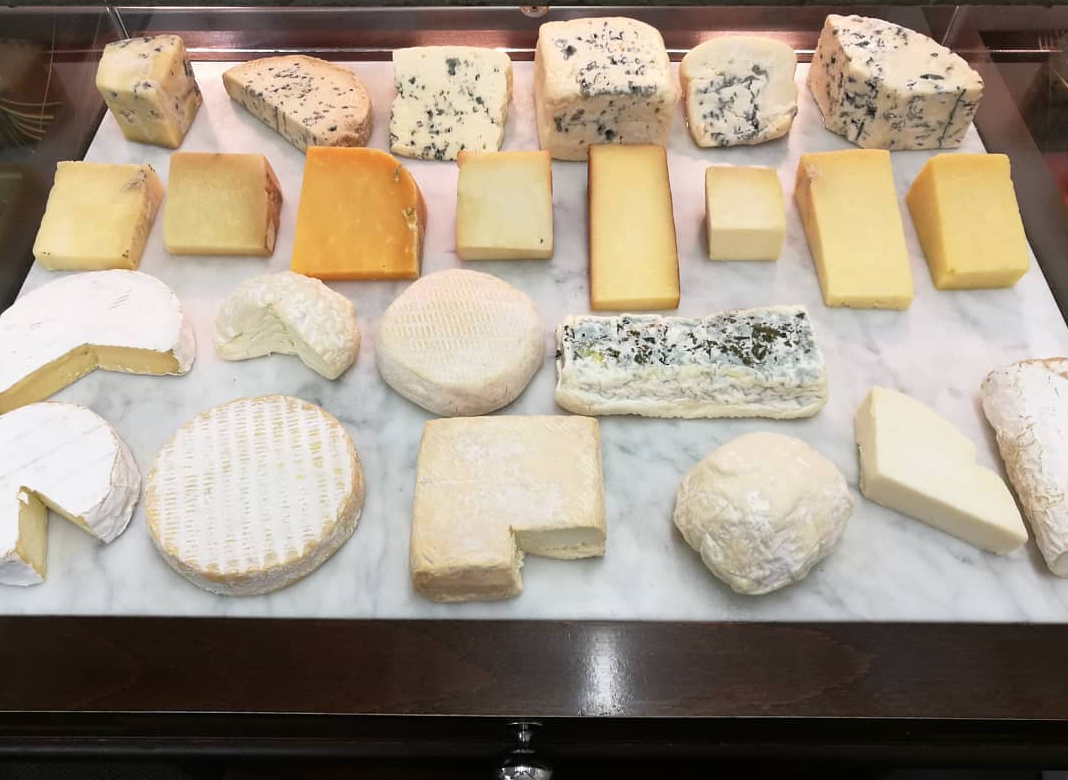 The Cheese Trolley Scotland Food