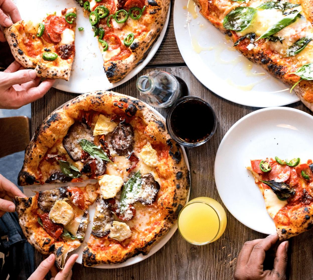 Double Zero Neapolitan Pizza