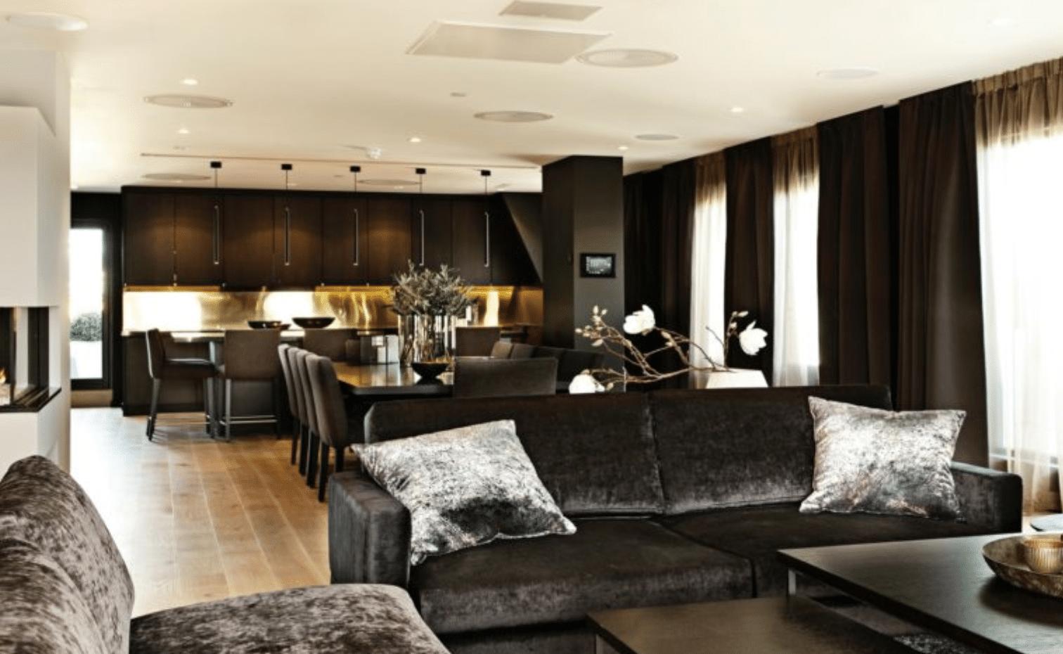 Saga Hotel in Oslo