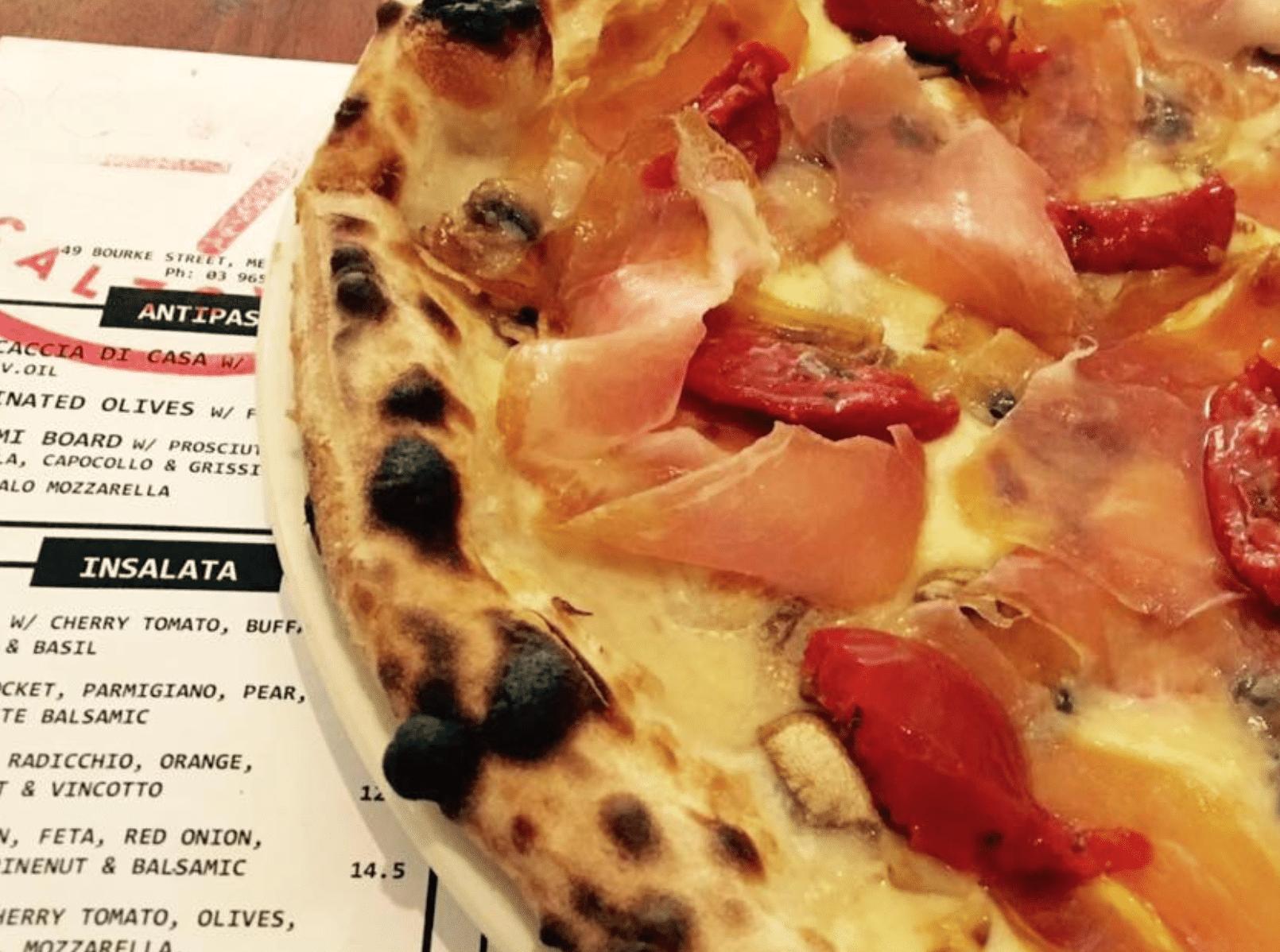 Sempre Pizza & Calzone in Australia