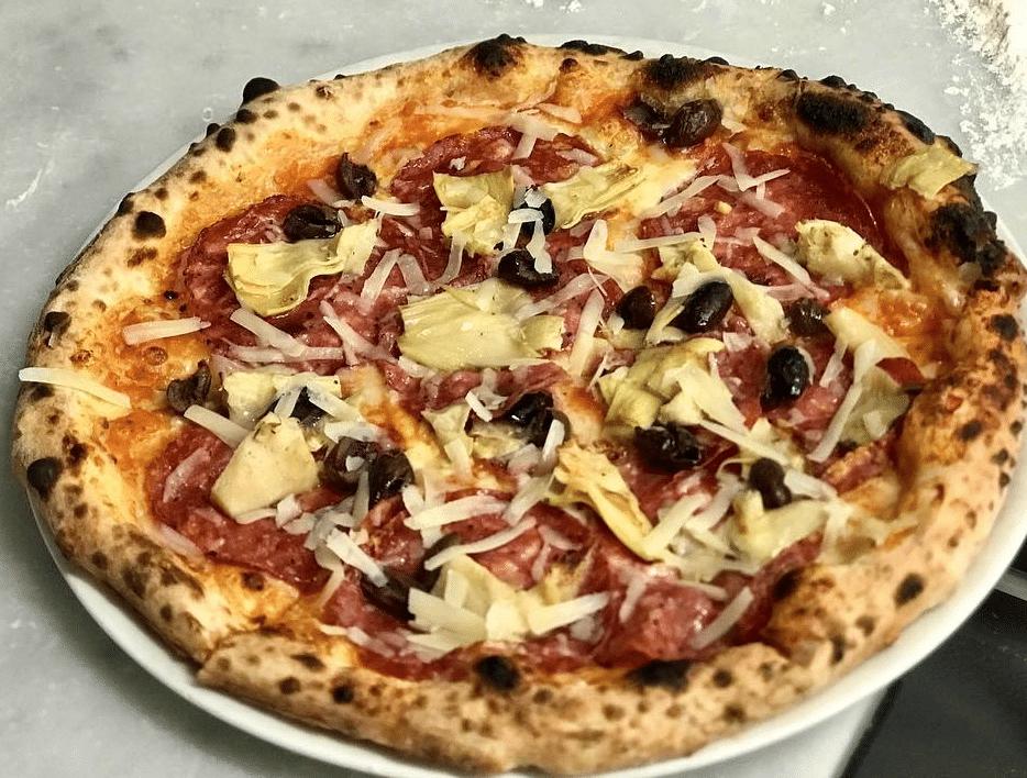 Beccofino Pizza
