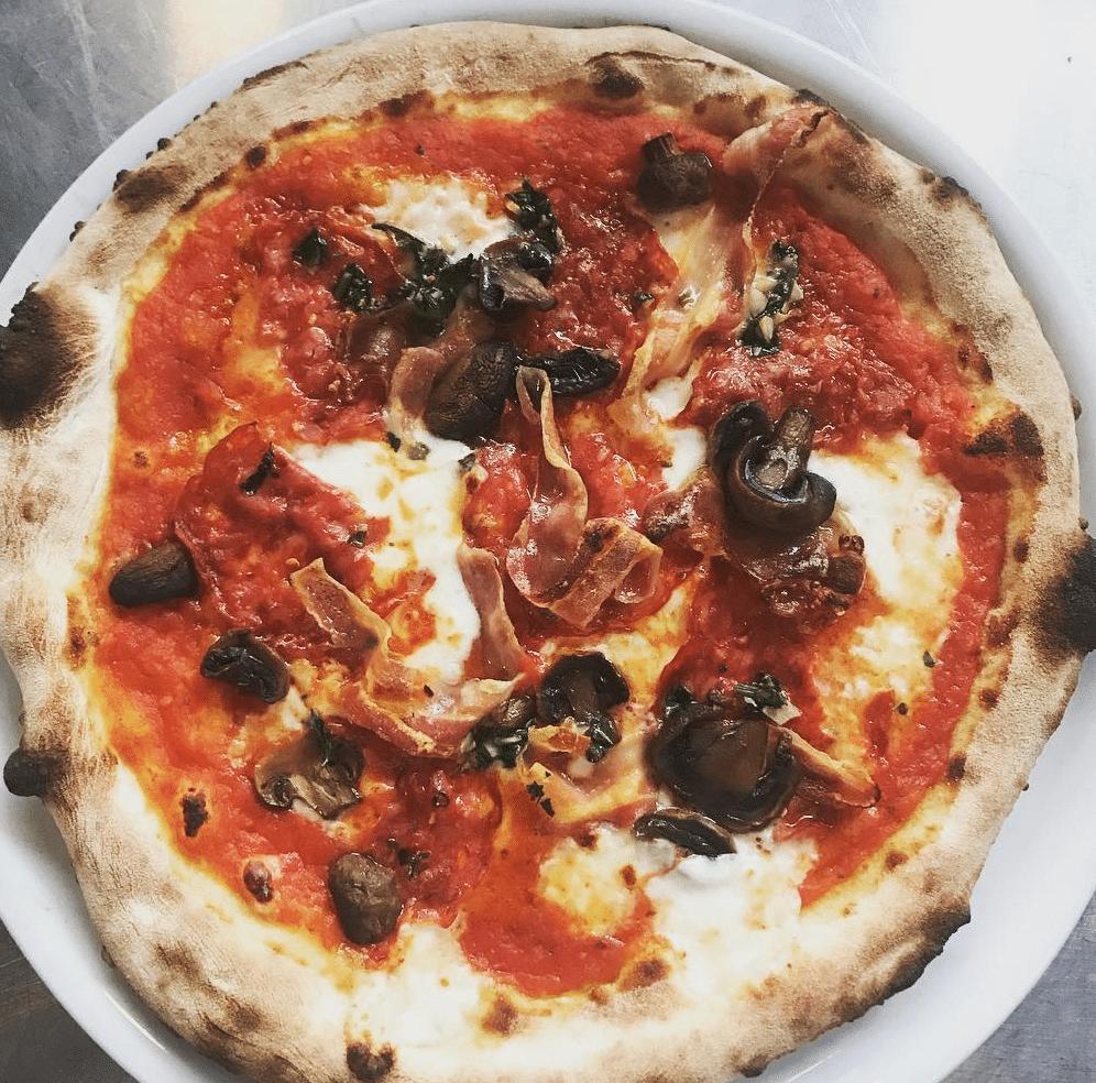 Pizza e Mozzarella Bar