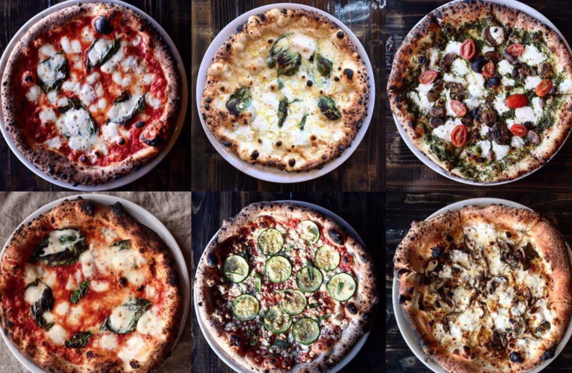 The 50 Best Places Pizza In America