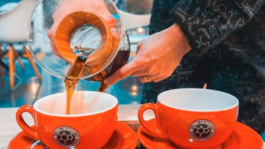 Best Qatar coffee