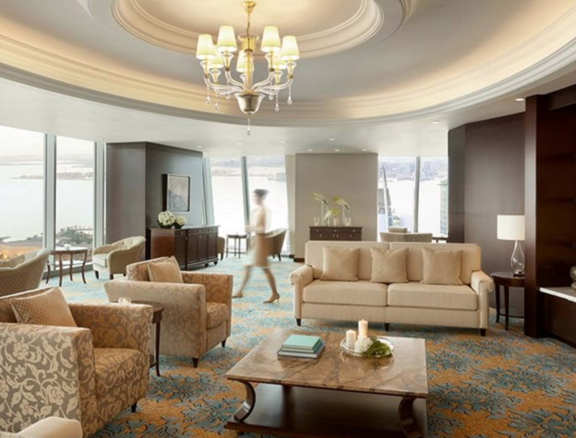 Shangri-La Hotel in Qatar