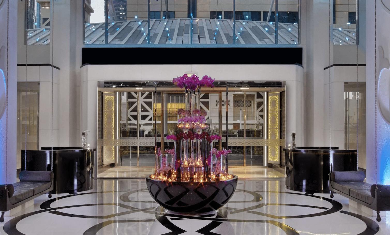 W Doha Hotel