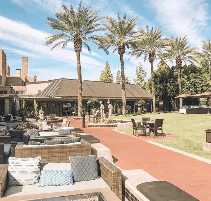 Arizona Biltmore Hotel in Phoenix