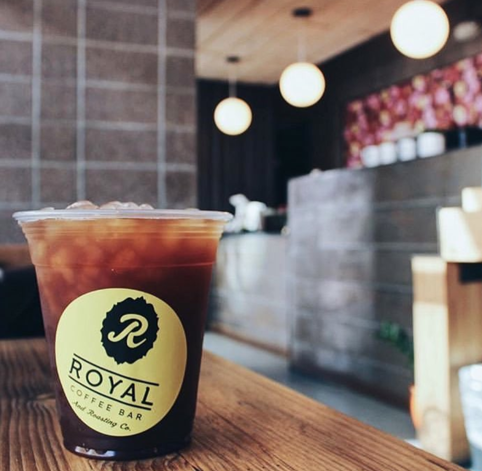 Royal Coffee Bar in Phoenix