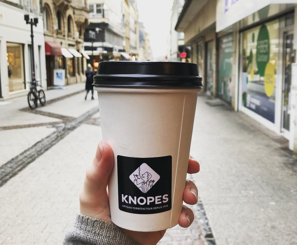 Knopes Coffee in Europe