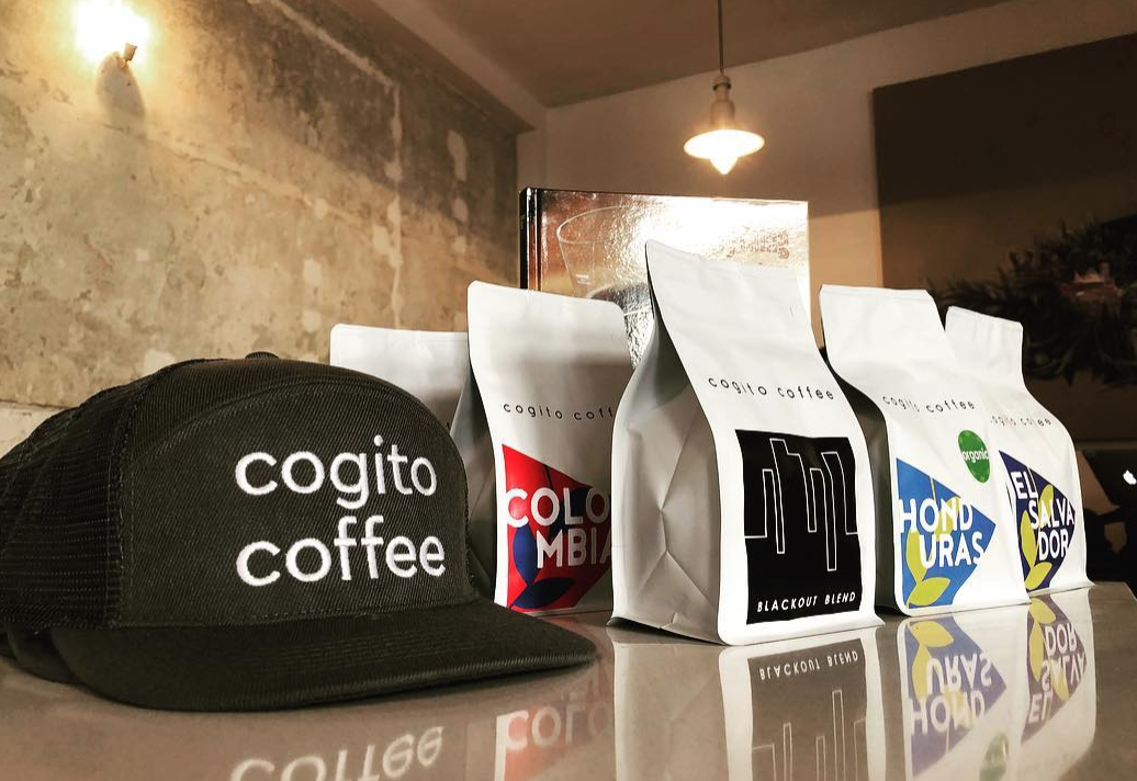 Cogito Cafe in Europe
