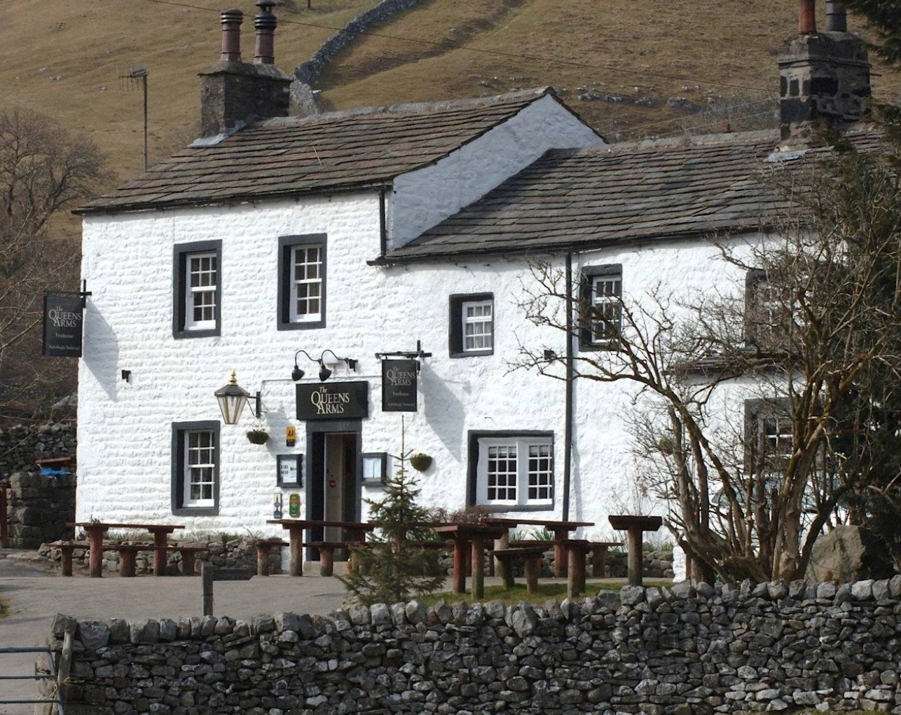 The Queens Arms Bars In Yorkshire