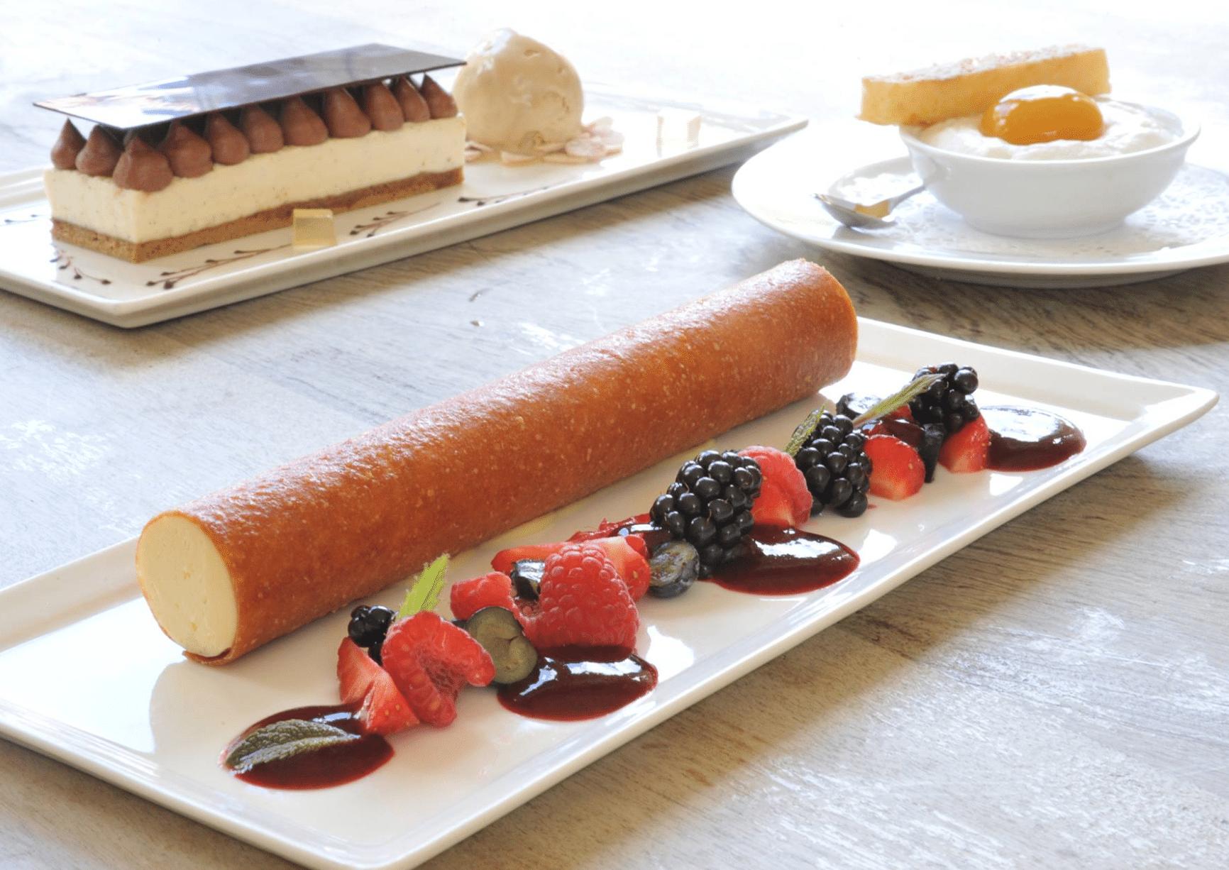 The Dessert Menu Welsh Food