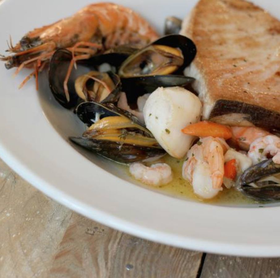 Yorkshire Mixed Seafood In Yorkshire