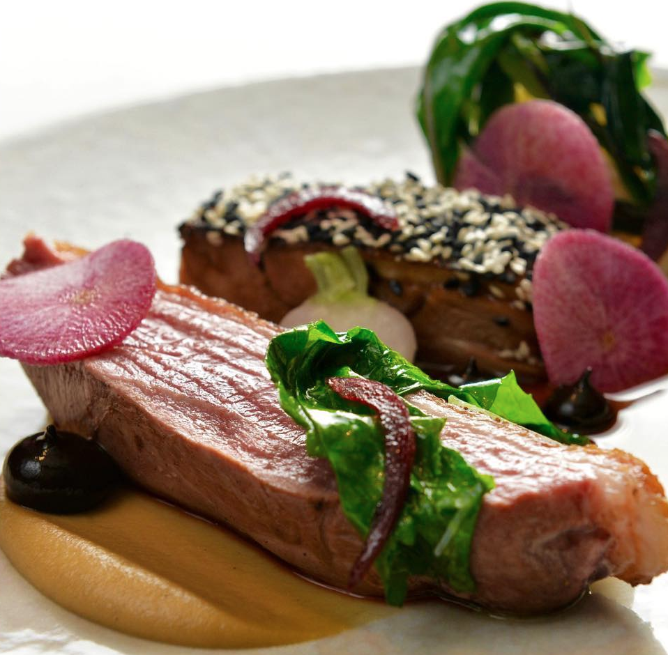 Duck Breast And Leg