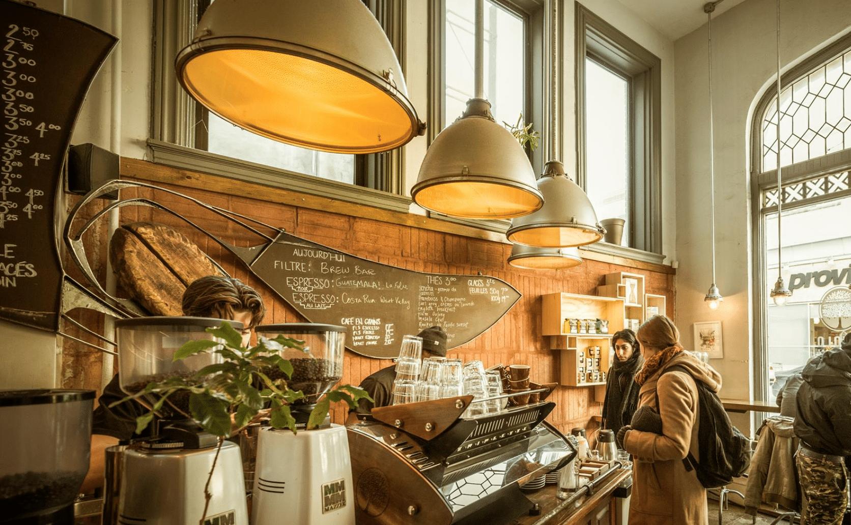 Pikolo Espresso Bar Cafe
