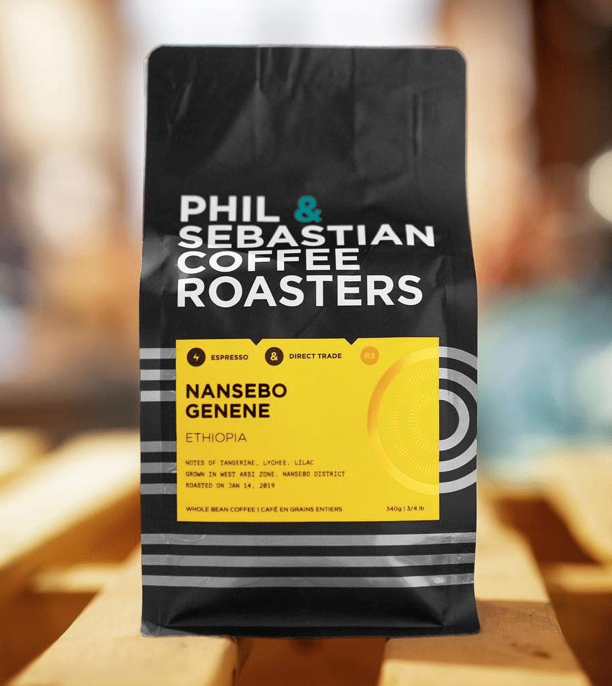 Phil & Sebastian Cafe in Canada