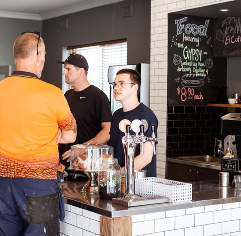 Patio Coffee Roasters in Adelaide