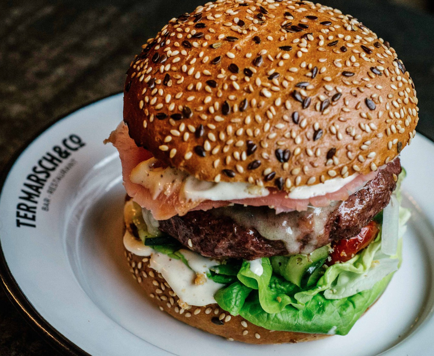 Ter Marsch & Co Burgers In Europe