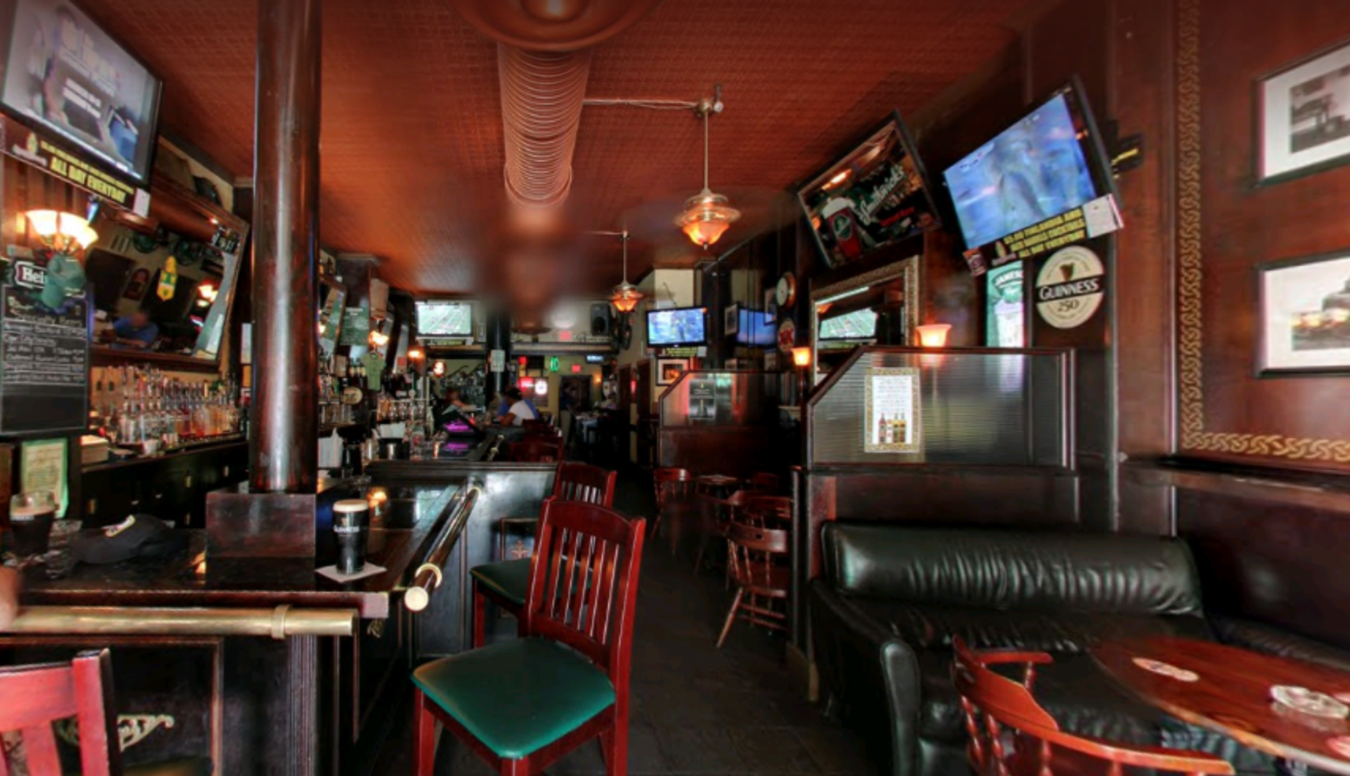 Lizzy McCormack's Irish Bar in America