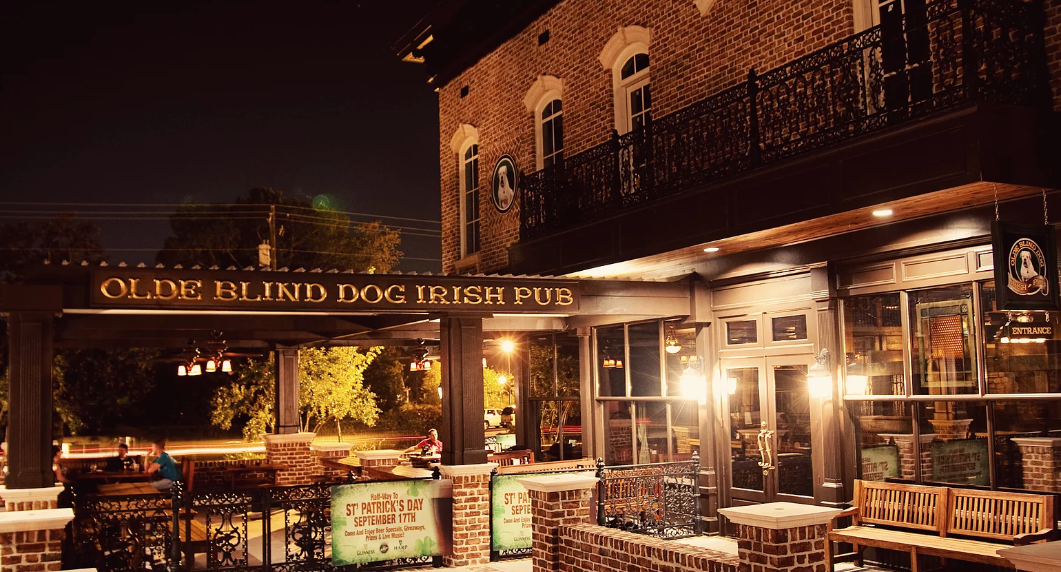 Olde Blind Dog Irish Pub in America