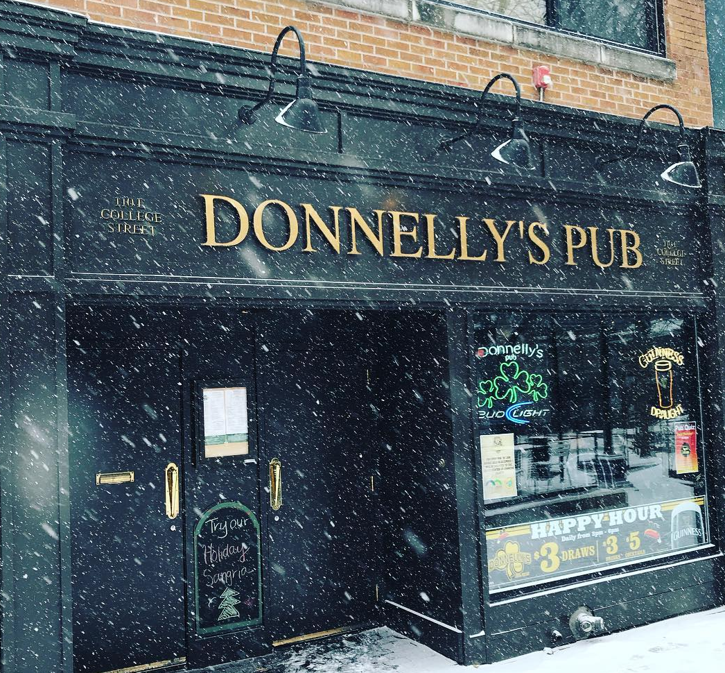 Donnelly's Irish Pub in America